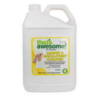 Carpet and Upholstery non toxic natural wool-safe Prespray 5 Litre Australian Made