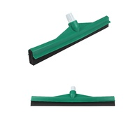 Plastic floor cleaning Squeegee 450ml (Green)
