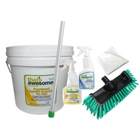 Dry Carpet Cleaning Powder safe Natural and Bio-Degradable Kit